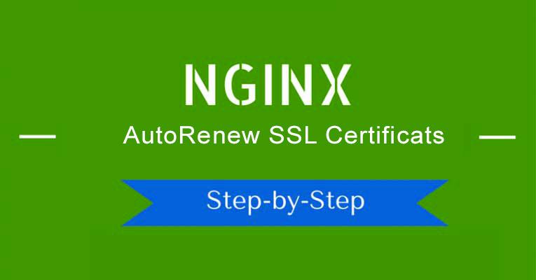 Nginx AutoRenew LetsEncrypt