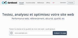 Audit de vitesse et SEO de votre site